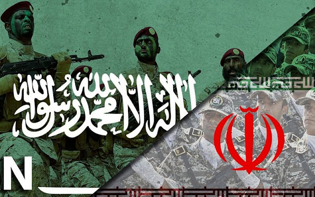 Image Attribute: What if Saudi Arabia and Iran Went to War? / Youtube Screengrab