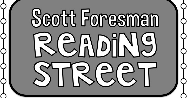 100 Scott Foresman Reading Street Kindergarten Yasminroohi