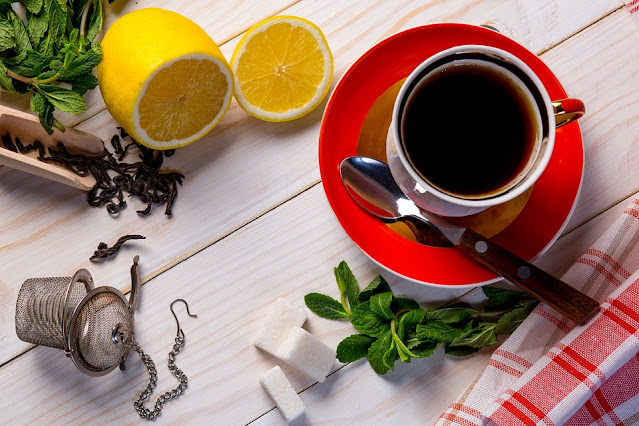 How to Identify Lemon Tea made From Chemicals