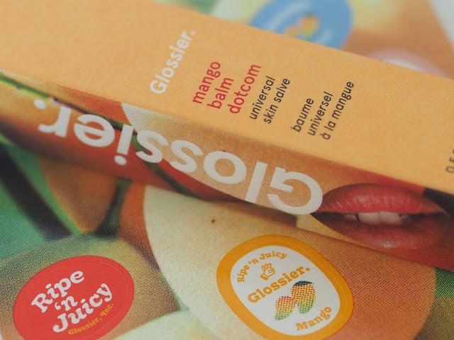 Glossier Mango Balm Dotcom