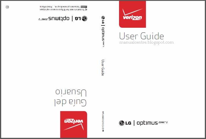 Lg Manual Download