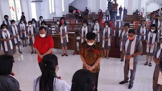 AA-RS Terus Turun ke Jemaat dan Masyarakat Kota Manado