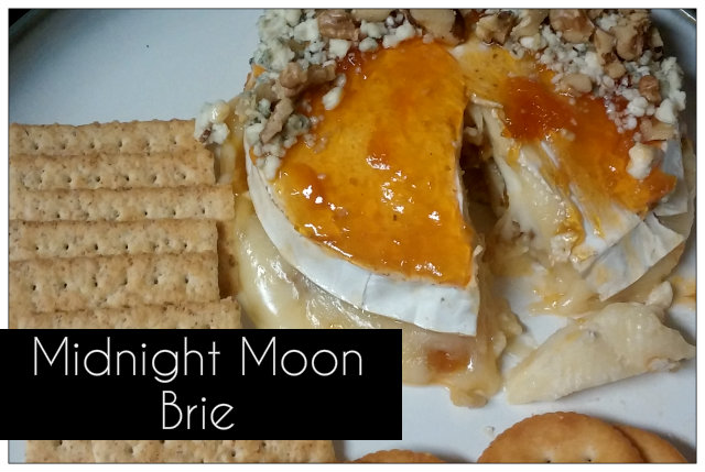 recipe, brie cheese, apricot jam, appetizers, halloween receipes