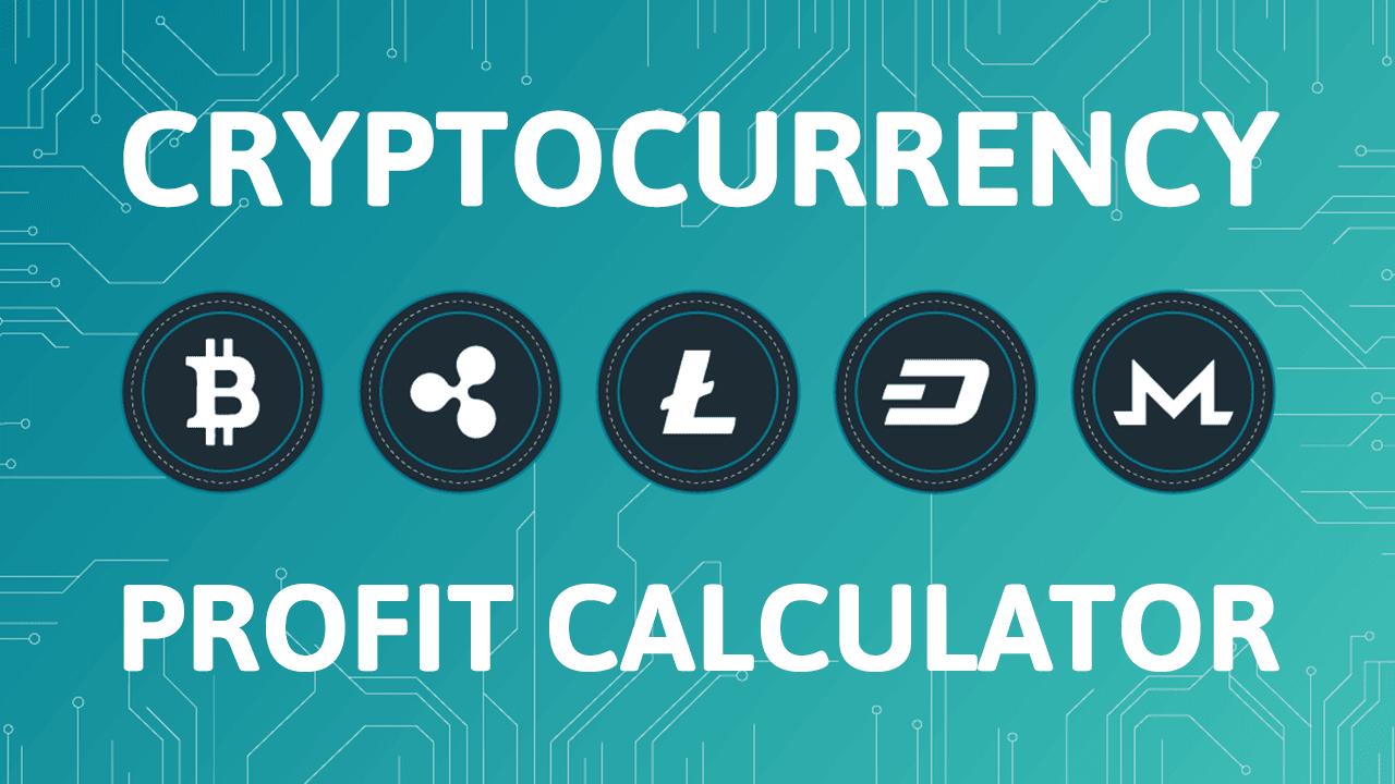 mining cryptocurrencies calculator
