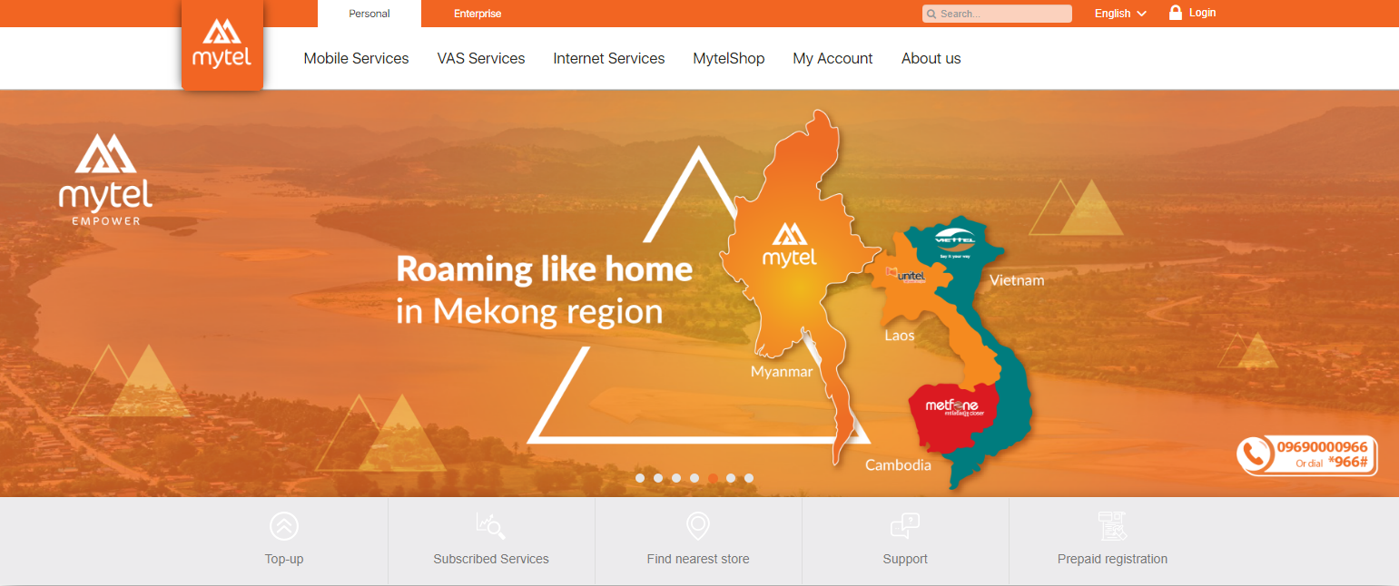 Weekend Tricks: Mytel 4G Myanmar Free Unlimited Internet