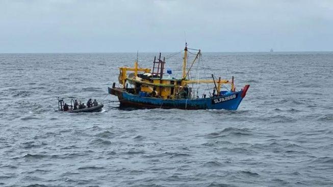 Nelayan Indonesia Diancam Denda Rp20 Milyar Usai Dituduh Masuk Wilayah Malaysia