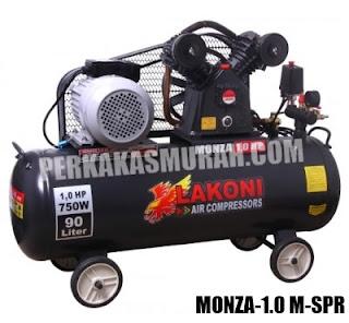 Kompresor lakoni MONZA-1.0M-SPR, kompresor lakoni 0.25 hp,perkakas murah jakarta, dealer lakoni jakarta, distributor kompresor lakoni jakarta