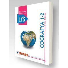 Sınav LYS Coğrafya 1 2 Soru Bankası