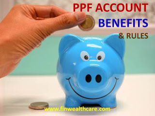 What is PPF Account | Benefits | Rules in India