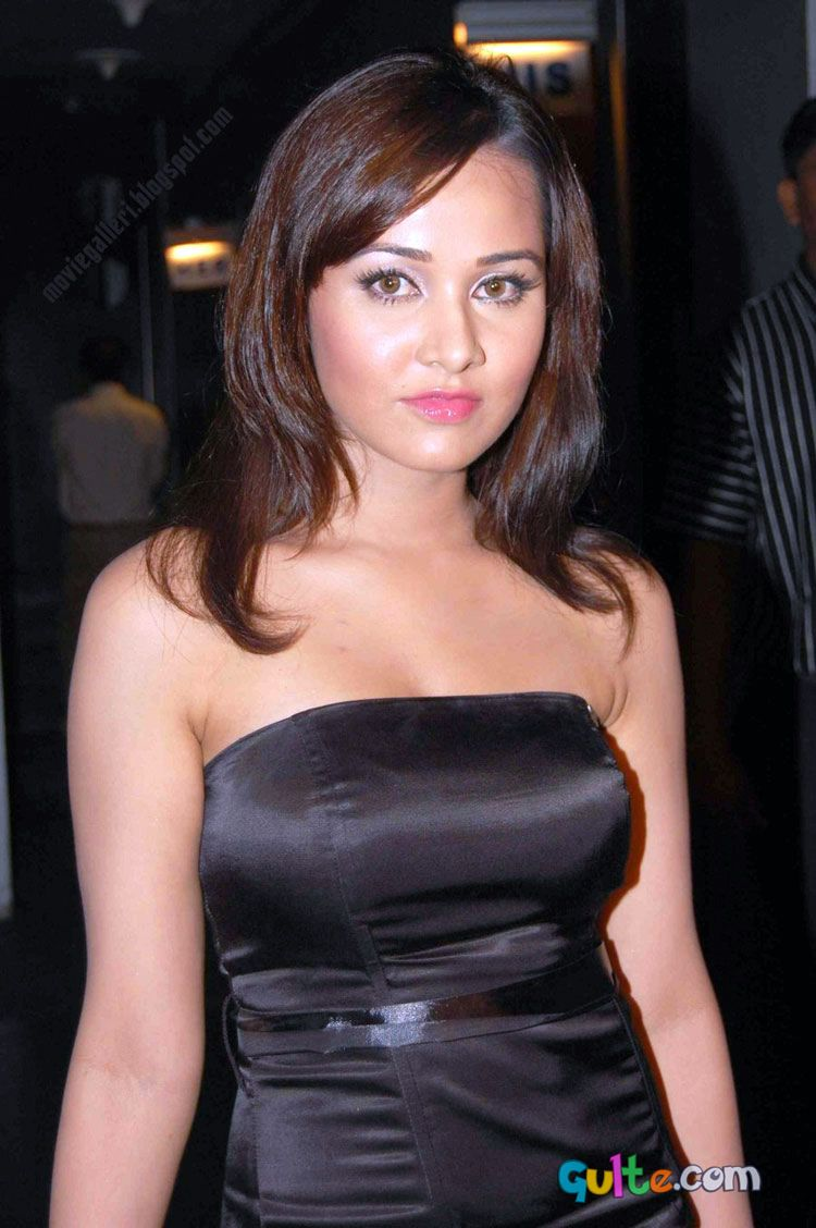 Nisha Kothari 4 Hot Celebs Wallpapers