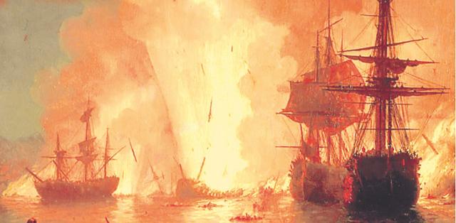 Η τελευταία αποτυχημένη επανάσταση πριν από το 1821