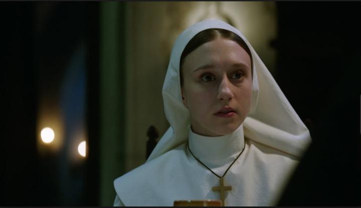 قصة ومراجعة فيلم The Nun