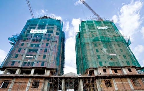vấn đề tồn kho bất động sản cho 2015