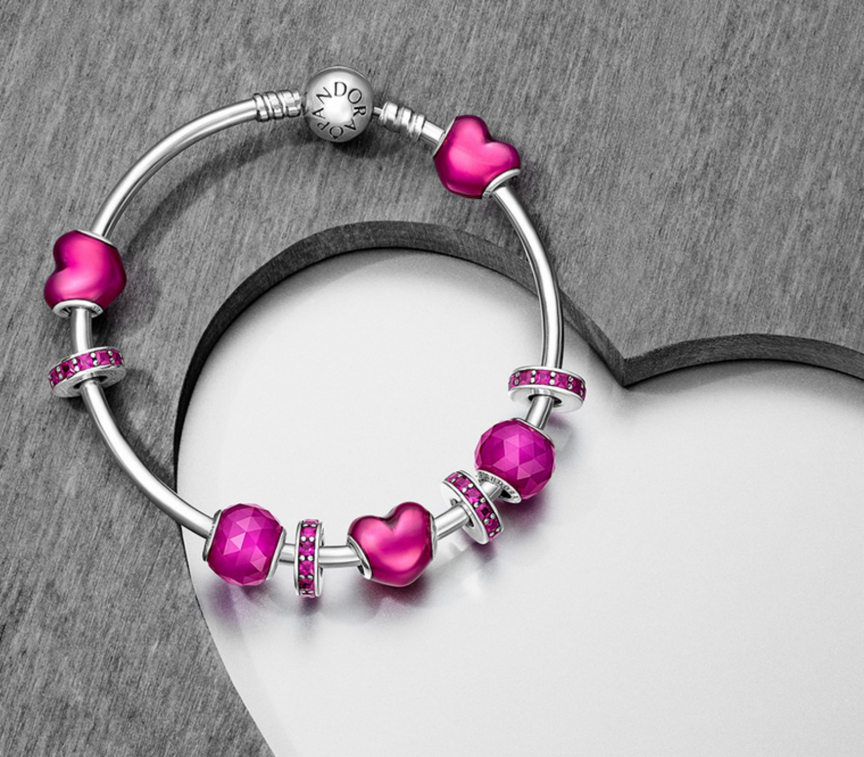 7d8c2181a Pandora Valentine's Collection 2016 - a declaration of love ...