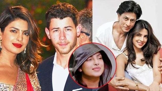Priyanka Chopra 'Lari' Ke Amerika Sebab Skandal Shah Rukh Khan?