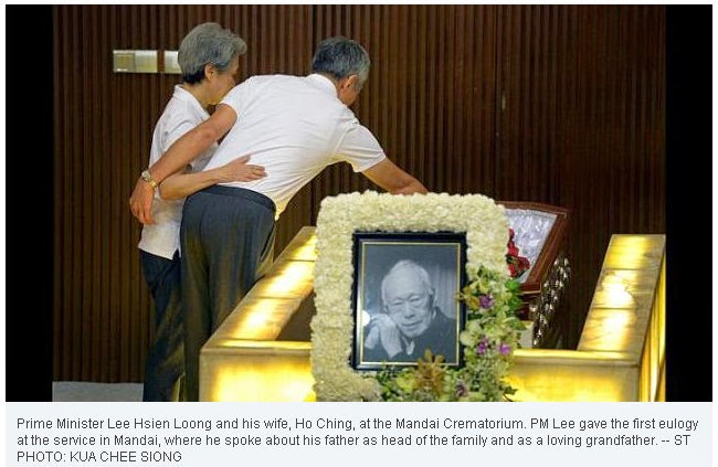If Only Singaporeans Stopped to Think: Eulogies for Mr Lee Kuan Yew