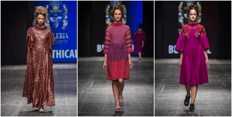 Pokaz kolekcji Walerii Tokarzewskiej - Karaszewicz na XIV edycji FashionPhilosophy Fashion Week Poland