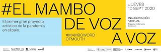 """Exposición """"El MAMBO De Voz A Voz"""""""