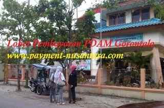 Loket Pembayaran Online PDAM Gorontalo - Tempat Pendaftaran Loket PPOB Griya Bayar di Gorontalo