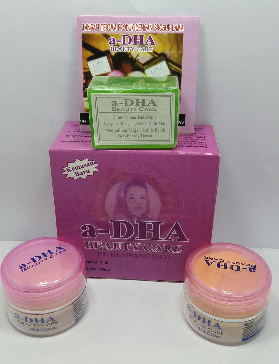 NEW Cream A-Dha Classic BPOM HIJAU