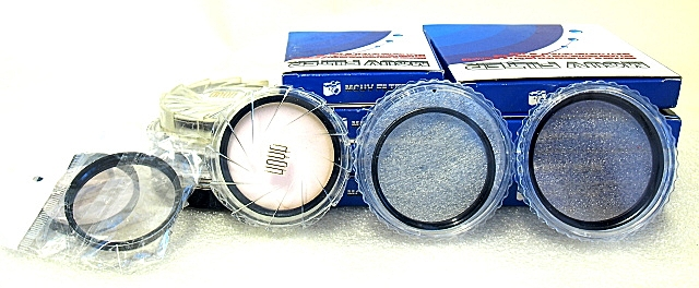 For Sale: Lens Filters and Camera Lens Accessories