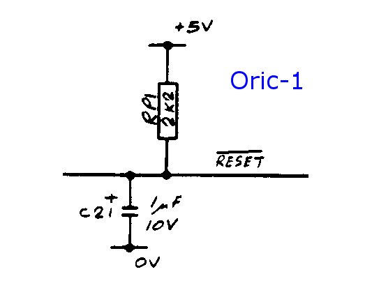 tynemouth software  oric-1 repair part 1