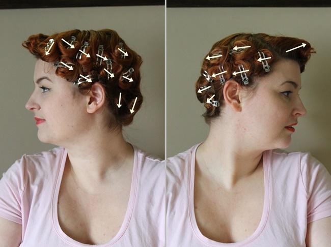 Va Voom Vintage Vintage Fashion Hair Tutorials And Diy