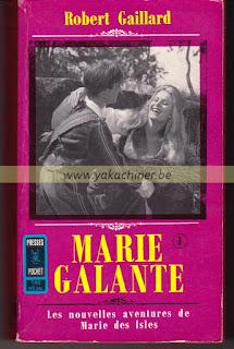 Robert Gaillard, Marie galante, 93-94
