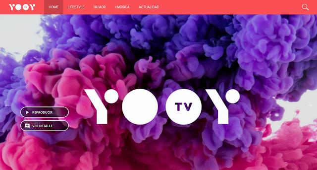 Yooy TV, nuevo servicio de streaming de variedades, se lanza oficialmente en Chile