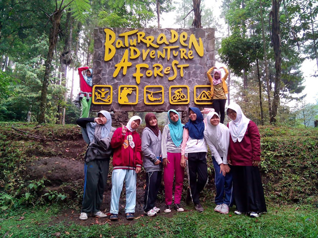 Baturraden Adventures Forest (BAF)