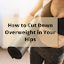 Work from Home and Weight Gain Issues: How to Cut Down Overweight in your Hips?
