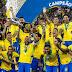 Brasil vence o Peru por 3 a 1 e é campeão da Copa América