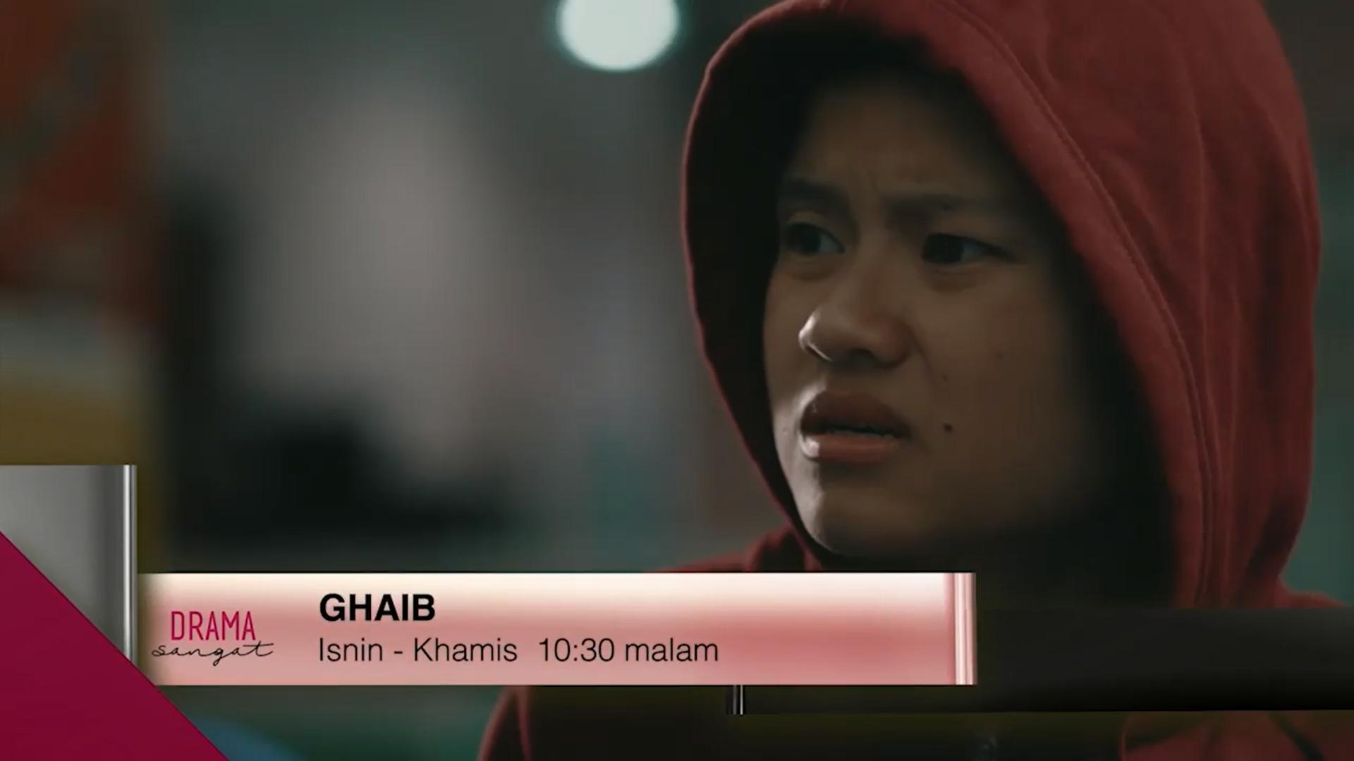 PARA PELAKON DRAMA GHAIB8