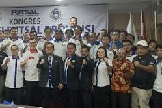 Ismail Rambe Terpilih Sebagai Ketum Futsal Sumut 2019-2023