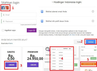 Cara Setting Domain Namecheap ke Web Hosting Hostinger