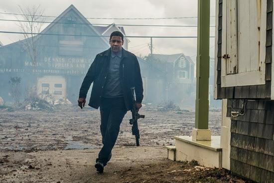 Filme de ação com Denzel Washington e astro da DC estreia na Netflix!
