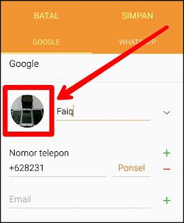 Cara Ganti Foto Profil WhatsApp Orang Lain di HP Kita 34