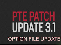 PES 2017 Option File PTE Patch 3.1 File created/edited by Sayyid Hawazin
