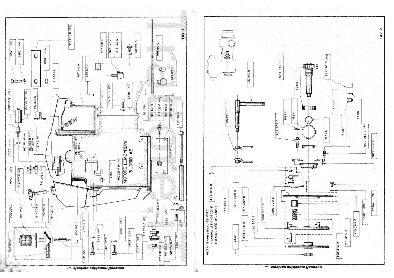 InfoTrattore.it: Motocoltivatore Pasquali 917.10 Manuale