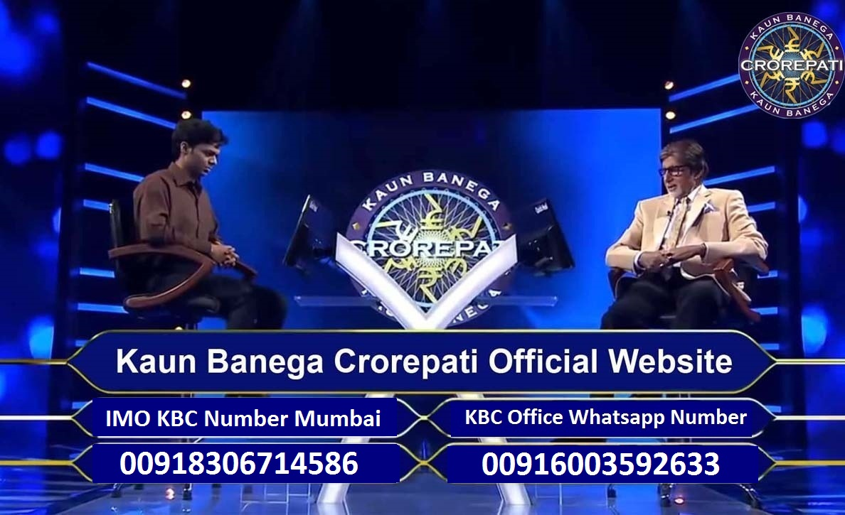 KBC Head Office Whatsapp Number 00916003592633 Mumbai KBC Head Office Number Mumbai