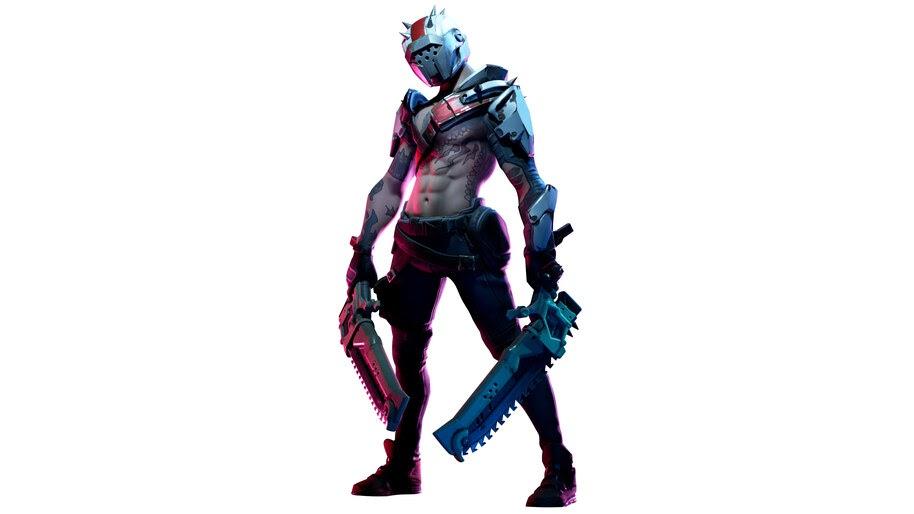 Fortnite X X Lord Scavenger Season 10 Battle Pass Skin