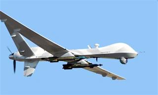 Teroris Syiah Houthi Klaim Tembak Jatuh Lagi Pesawat Tanpa Awak AS