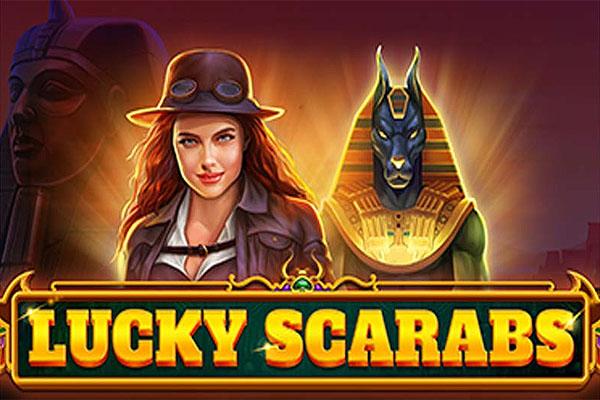 Main Gratis Slot Lucky Scarabs Booming Games