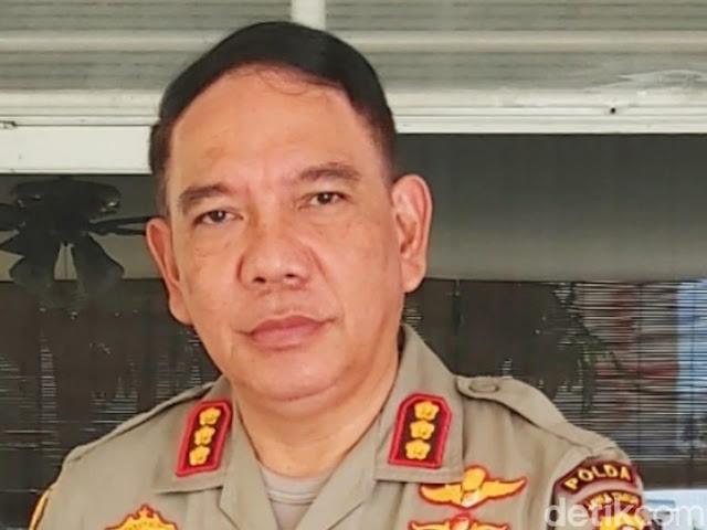 Direskrimum Polda Jatim Kombes Pitra Andrias Ratulangi