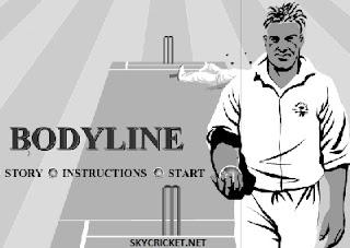 Play BodyLine cricket game online