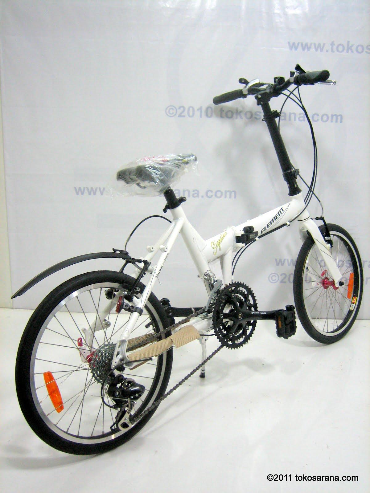 Tokosarana Mahasarana Sukses Sepeda Lipat Element