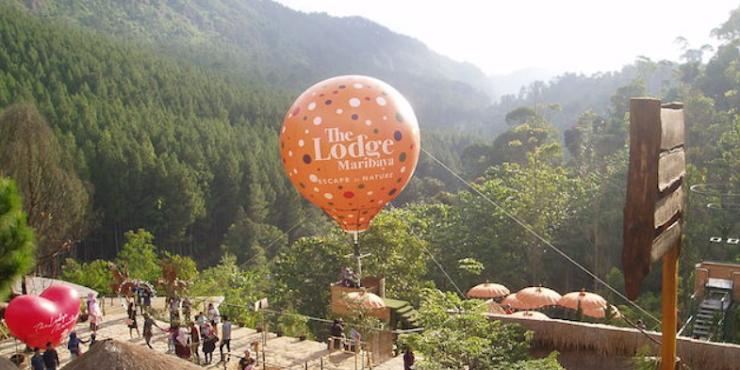 Wisata di Lembang yang Bikin Kamu Makin Cinta Sama Alam!