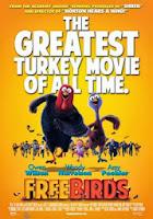 Film Free Birds 2013 di Bioskop