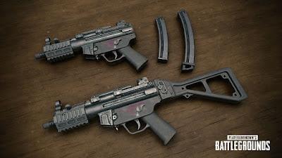 MP5K (SMG)