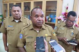 Doren Wakerkwa Minta Kemendagri Segera Terbitkan SK Penunjukkan Caretaker Bupati Yalimo